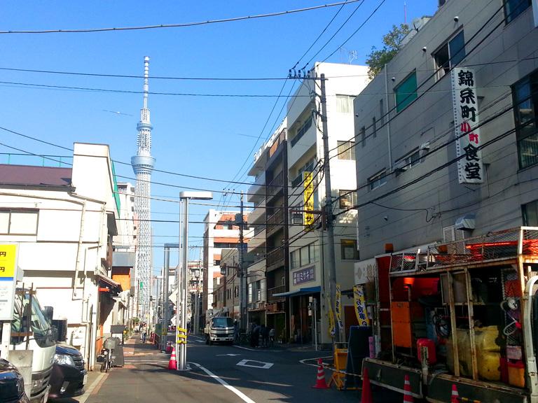 Kinshicho Tokyo Skytree