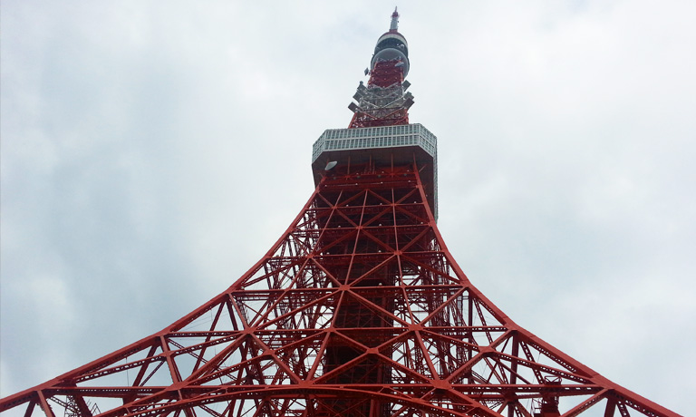 Tokyo Tower: The Symbol of Tokyo