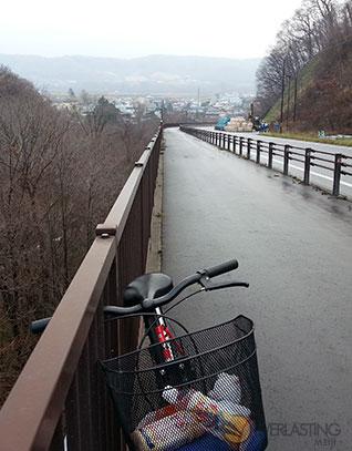 Bicycling in Hokkaido